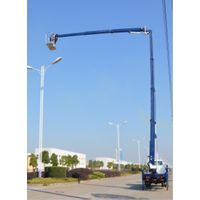 Used Truck Mounted Aerial Work Platforms - 21M
