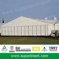ABS hard wall tent for storage warehouse thumbnail image