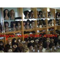 wig,human hair ,hair extension hair,mannequin head thumbnail image