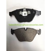 GDB1729 brake pads for BMW auto car,ceramic brake lining
