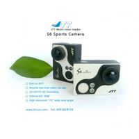 JTT S6 Waterproof Wifi Mini HD1080PWide Angle Sport Action Camera for Aerial Photography