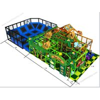 HLB-I17024 Children Amusement Park Items Kids Indoor Soft Play Equipment thumbnail image