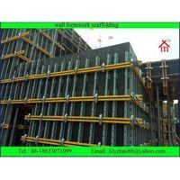 construction steel scaffolding for shear wall formwork