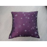 cushion with bubble design
