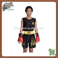 competition or training martial arts sanda uniform thumbnail image