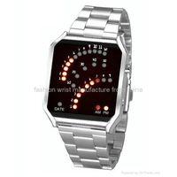 Fan-like Display LED Watch LW805 thumbnail image