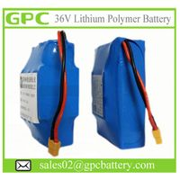 E-Scooter Battery - 36V 5AH Electric Vehicle Lipo Battery Pack Unicycle battery thumbnail image