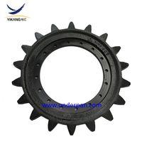 Morooka transport dumper rubber track undercarriage top roller assy MST 1500 carrier roller thumbnail image