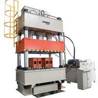metal deep drawing press machine 500 ton hydraulic press