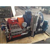 high pressure triplex plunger pump shipyard pump