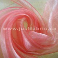 pearl organza,100% nylon organza thumbnail image