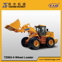 TZ-953 wheel loader