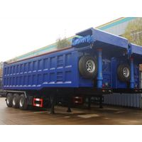 Sale of 35CBM 3 Axles Dumping Trailer with HYVA lifting Cylinder thumbnail image