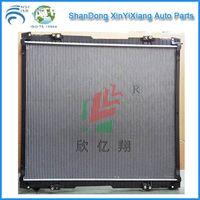 Truck auto parts radiator 1527653