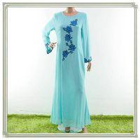 Elegant design chiffon islamic clothing thumbnail image