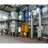 Turnkey soybean oil making machine