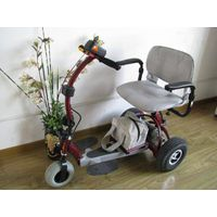 YT2006M CE Foldable Electric Handicapped Scooter