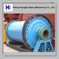 Nice Performance and Low Consumption Cement Mill thumbnail image