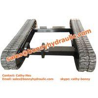 custom built rubber crawler undercarriage thumbnail image