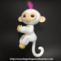 Original Genuine Authentic Fingerlings Monkey