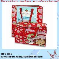 Environmental shopping bag(DFY-006)