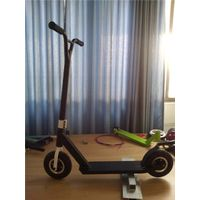 200mm Air wheel kick scooter foot scooter for adult