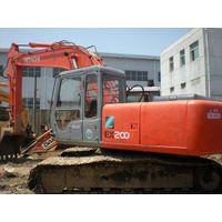 Hitachi Excavator, Used ecavators, Hitachi EX200-2 thumbnail image