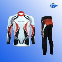 Sublimation Printing Cycling Wear Jersey, Specialized Bicycle Sportswear