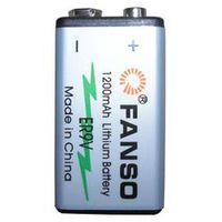 Lithium Battery ER9V for Smoke Detector
