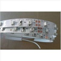 free shipping SMD3528 Flexible InfraRed (660nm) LED Strip with 300 LEDs Ribbon Light Rope(YK-F3528IN