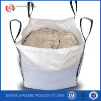 sand bag - Cheap 100% New Virgin Exported America PP Big Bulk Suprer Jumbo Bags FIBC For Sand /Bitum