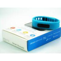 New Waterproof OLED Smart Wristband Bracelet Sport Sleep Tracking Health Fitness Step Counter Smartb
