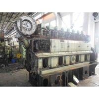 sulzer 8AL25D diesel engine