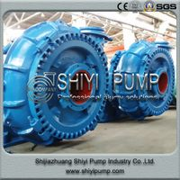 Suction Sand Slurry Pump Tin Mineral Pressure Gravel Pump
