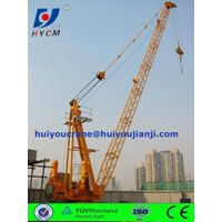 2016 new product derrick crane for port rental
