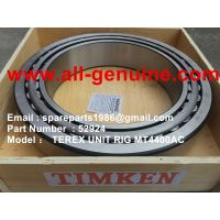 52924 BEARING TAPER ROLLER MT4400 MT3600 MT5500 MT6300