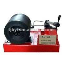 KG-75 manual hydraulic hose crimping machine
