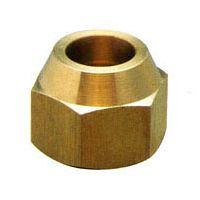 Brass Flare Nut (brass forged nut, brass fitting)