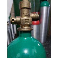 ISO7866 0.3 L - 30 L Alloy6061 Aluminum oxygen medical gas cylinder thumbnail image