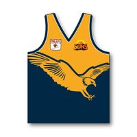 Custom Made AFL Uniforms and Jerseys in Perth, Australia - Mad Dog Promotions thumbnail image