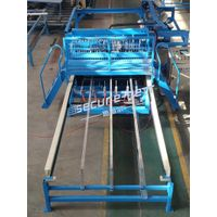 Automatic welded mesh panel machine to make fence thumbnail image