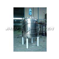 Sanitory mixing tank