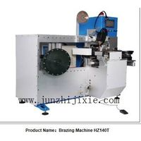 CNC Brazing machine for big size tct circulare saw blade