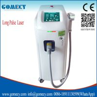 new products 2018 Laser Nd:yag Long Pulse / High Quality Laser Hair Removal Machine / High Quality N