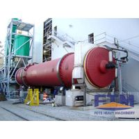 High Efficiency Rotary Drum Dryer For Metallic Powder/Top Quality Metal Powder Dryer Price thumbnail image