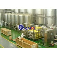 Membrane equipment for filtration in production or wastewater treatment thumbnail image