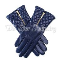 Women Winter Fashion Leather Gloves
