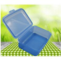 KHW046 PP plastic food container lunch box