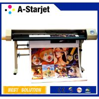 A-starjet Printer NEO Plus , Eco-solvent, Water-base, DX5.5 Printhead, Large Format Inkjet Printer