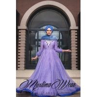 Muslima Wear Orchidea Dress